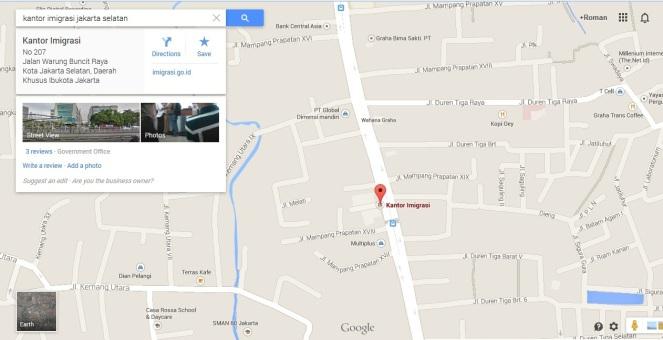 Kanim Khusus Jakarta Selatan